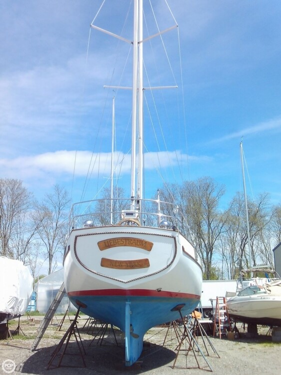 1982 Island Trader boat for sale, model of the boat is 38 Ketch & Image # 29 of 40