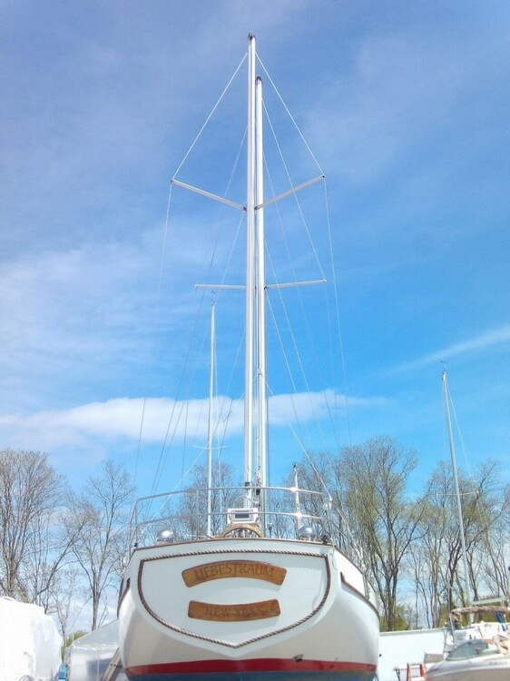 1982 Island Trader boat for sale, model of the boat is 38 Ketch & Image # 30 of 40