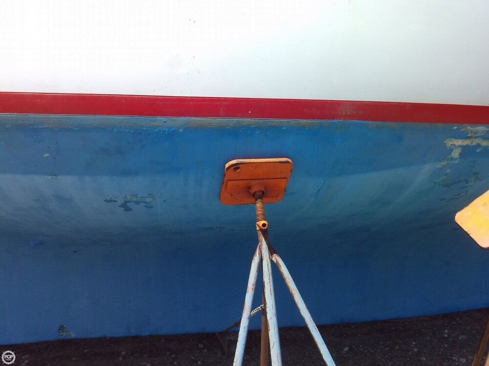 1982 Island Trader boat for sale, model of the boat is 38 Ketch & Image # 35 of 40