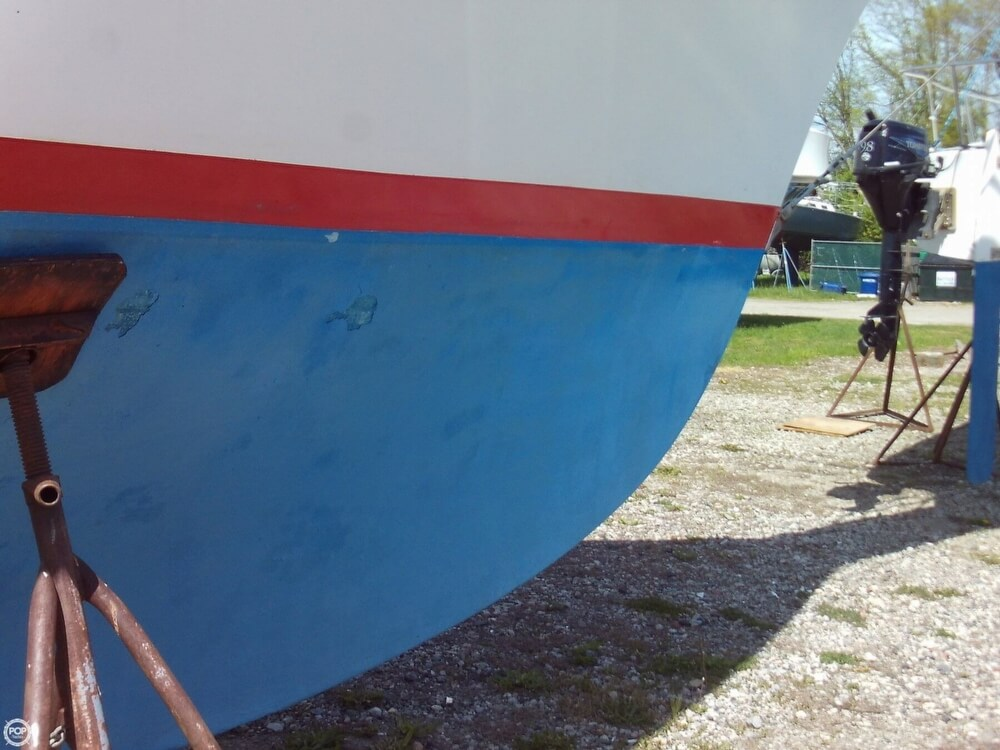 1982 Island Trader boat for sale, model of the boat is 38 Ketch & Image # 38 of 40