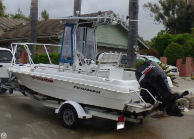 Triumph 190 Bay, 18', for sale - $19,500