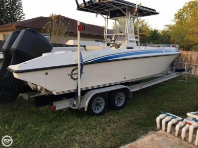 Fountain 29, 29', for sale - $44,500