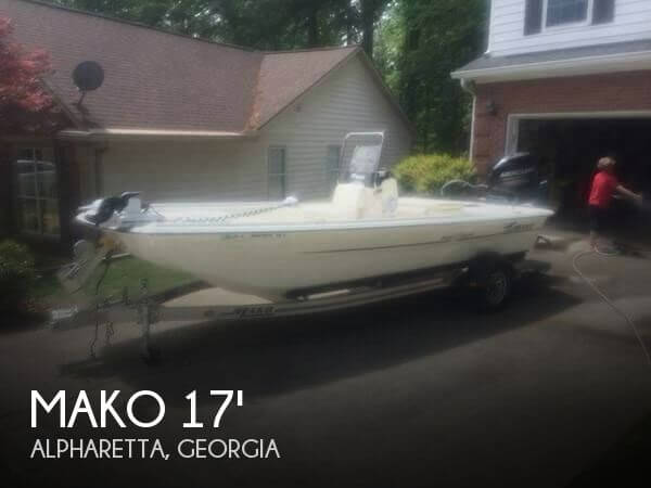 Used Mako Boats For Sale In Georgia Page 1 Of 2 Boat Buys