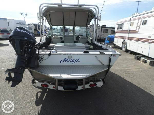 2001 Jetcraft boat for sale, model of the boat is Fastwater 1975 & Image # 2 of 40
