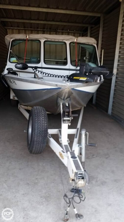 2001 Jetcraft boat for sale, model of the boat is Fastwater 1975 & Image # 11 of 40
