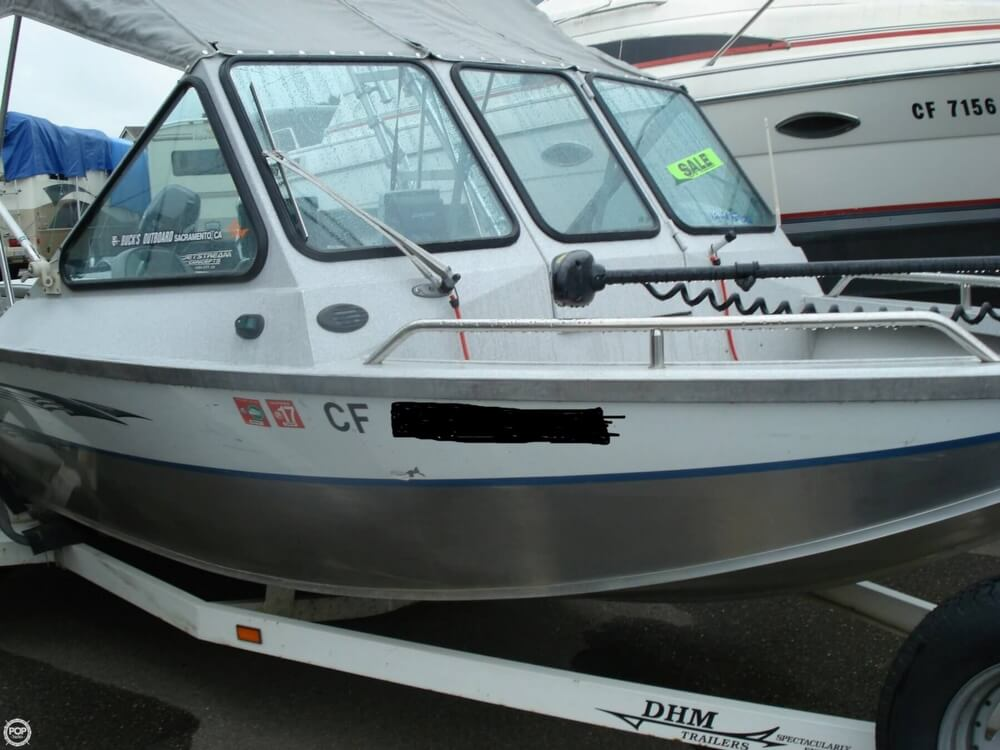 2001 Jetcraft boat for sale, model of the boat is Fastwater 1975 & Image # 14 of 40