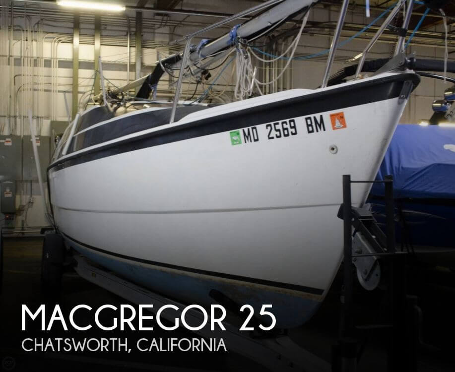 Used MacGregor Sailboats For Sale by owner | 2007 MacGregor 25