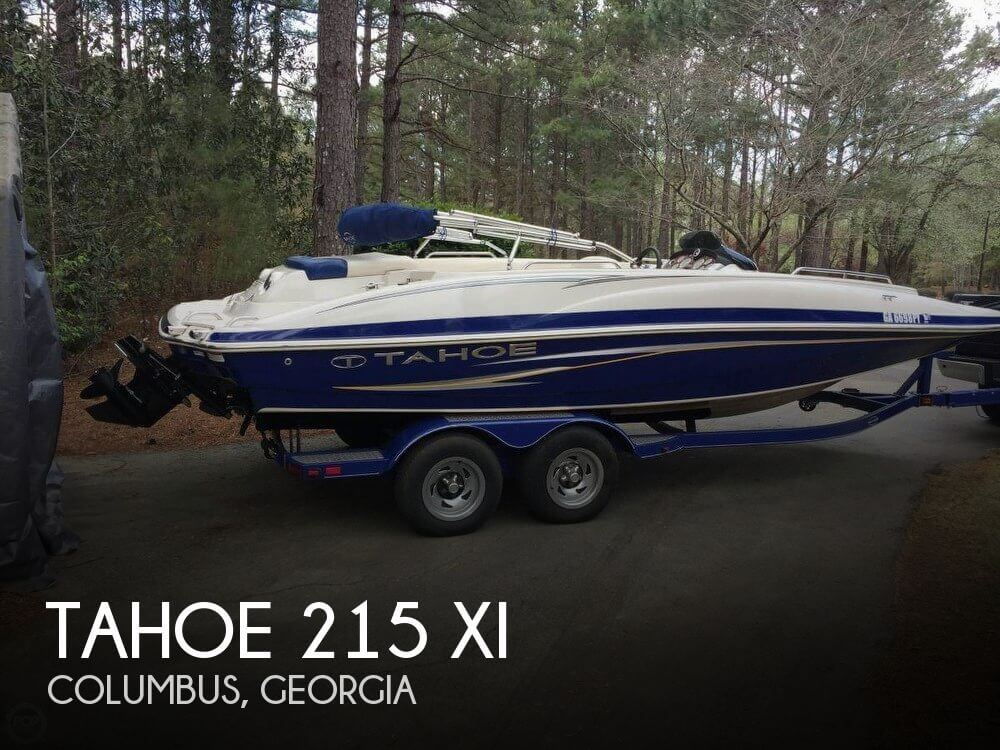 Used Tahoe Boats For Sale in Georgia by owner | 2011 Tahoe 21