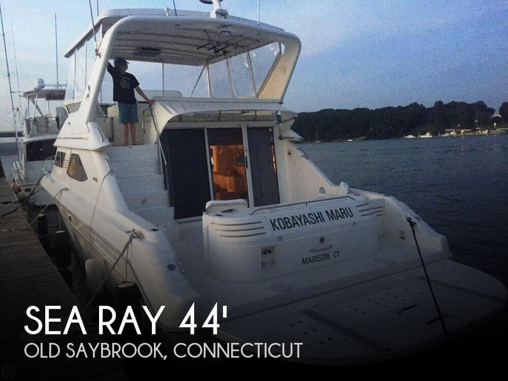 1997 Sea Ray 440 EB