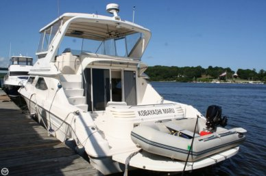 Sea Ray 440 Express Bridge, 50', for sale - $99,900