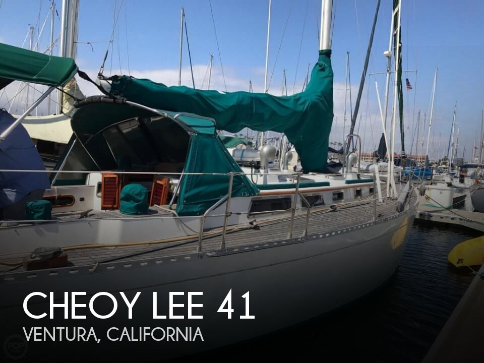 Used Boats For Sale in Santa Maria, California by owner | 1984 Cheoy Lee 41