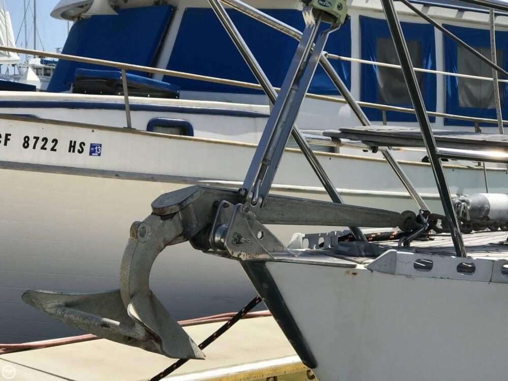 1984 Cheoy Lee boat for sale, model of the boat is 41 & Image # 6 of 40