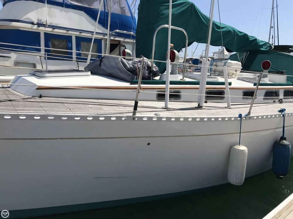 1984 Cheoy Lee boat for sale, model of the boat is 41 & Image # 11 of 40