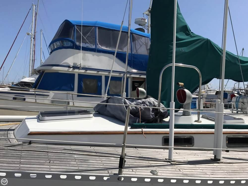 1984 Cheoy Lee boat for sale, model of the boat is 41 & Image # 12 of 40