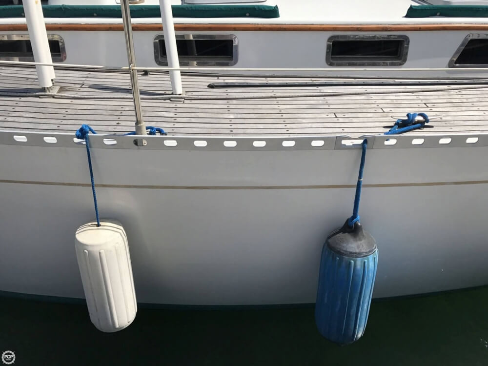 1984 Cheoy Lee boat for sale, model of the boat is 41 & Image # 14 of 40