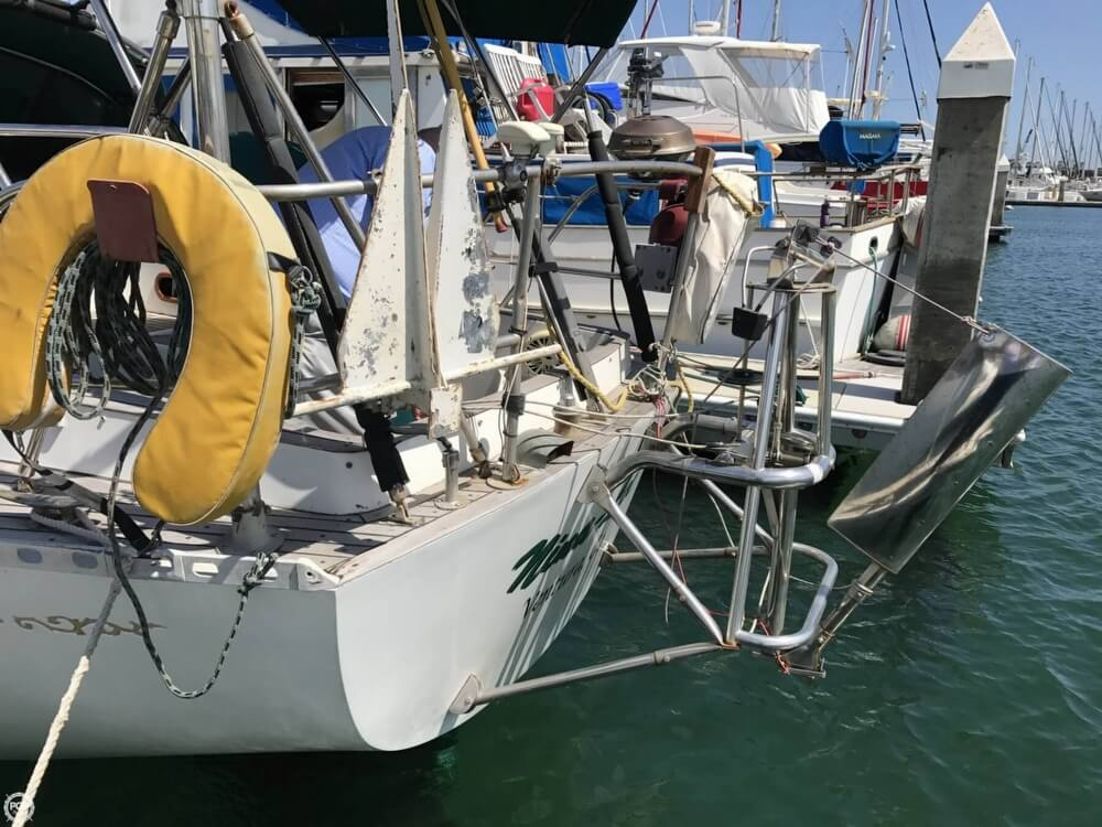 1984 Cheoy Lee boat for sale, model of the boat is 41 & Image # 18 of 40