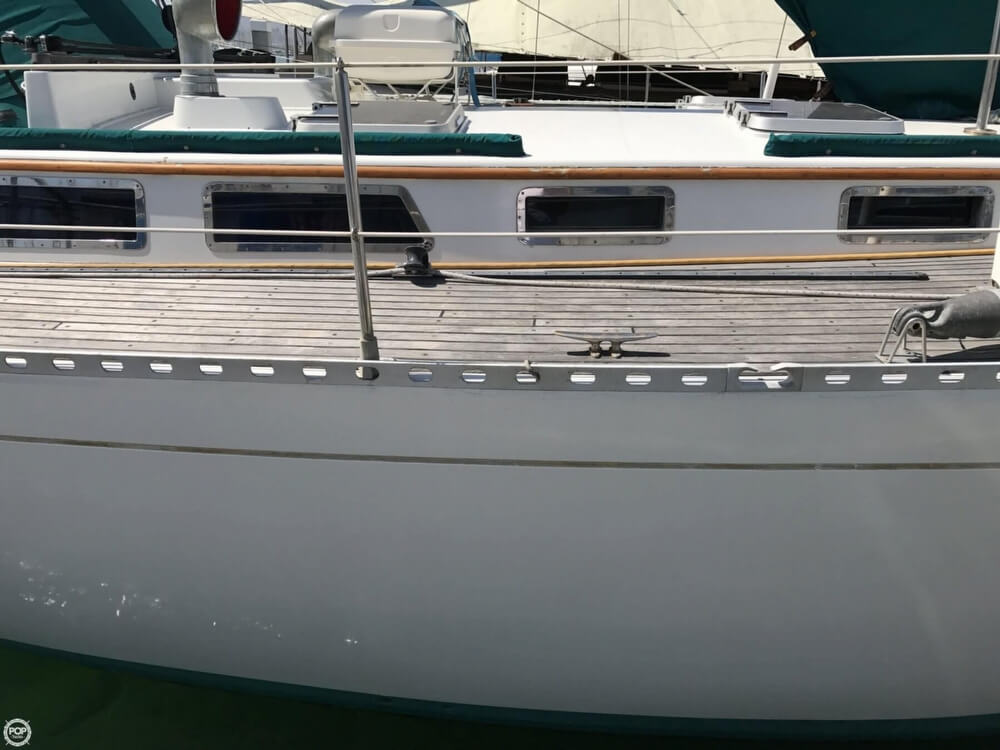1984 Cheoy Lee boat for sale, model of the boat is 41 & Image # 26 of 40