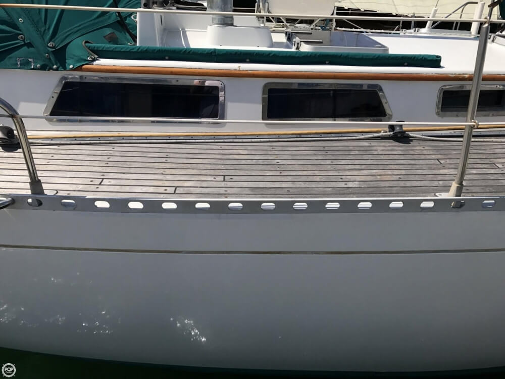1984 Cheoy Lee boat for sale, model of the boat is 41 & Image # 27 of 40