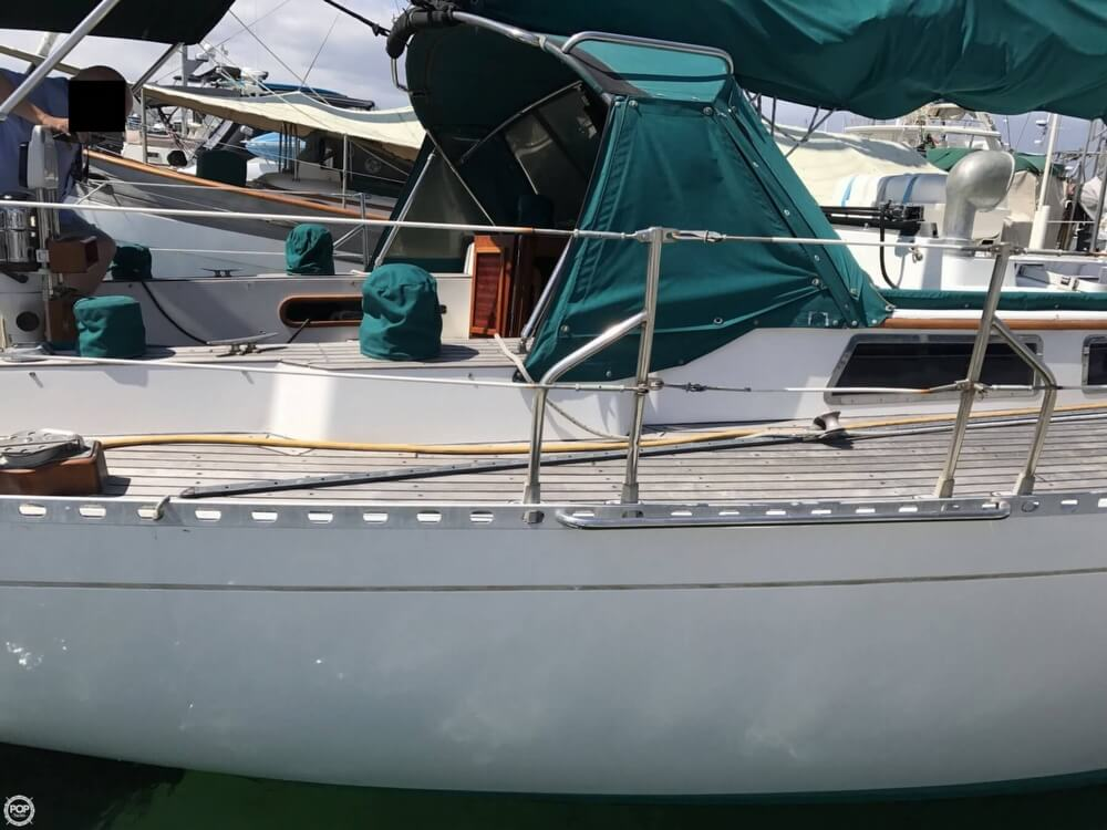 1984 Cheoy Lee boat for sale, model of the boat is 41 & Image # 28 of 40
