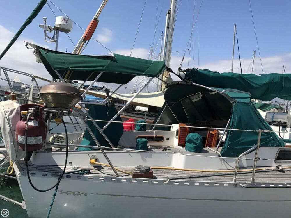 1984 Cheoy Lee boat for sale, model of the boat is 41 & Image # 33 of 40
