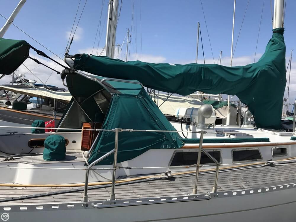 1984 Cheoy Lee boat for sale, model of the boat is 41 & Image # 34 of 40