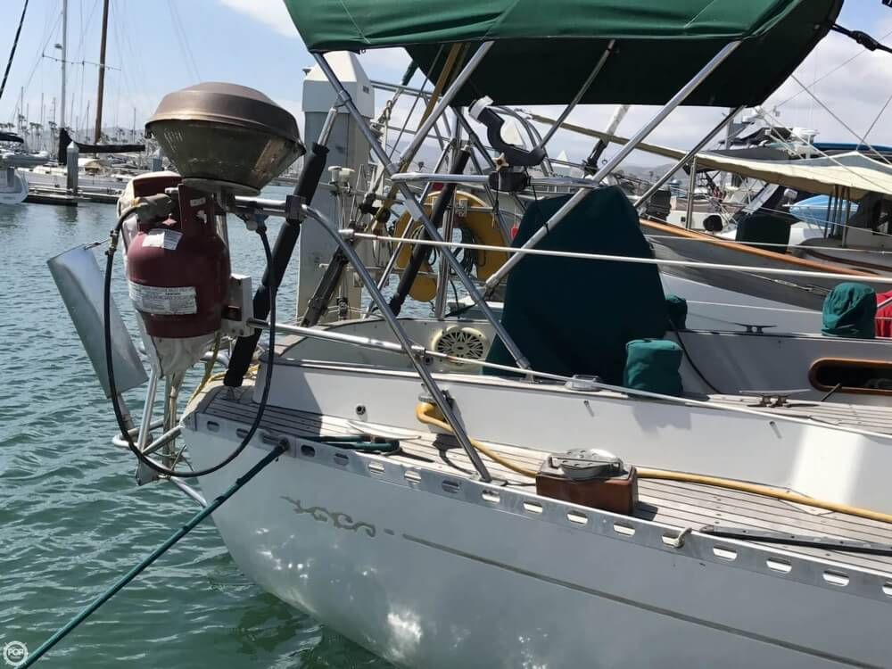 1984 Cheoy Lee boat for sale, model of the boat is 41 & Image # 35 of 40