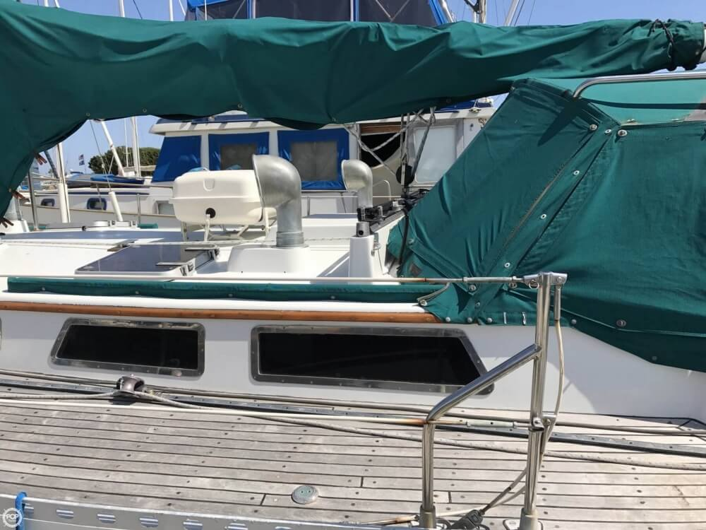 1984 Cheoy Lee boat for sale, model of the boat is 41 & Image # 36 of 40