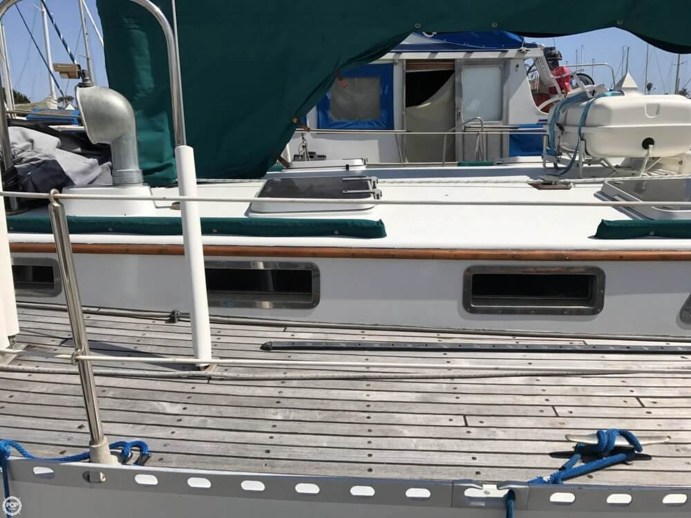 1984 Cheoy Lee boat for sale, model of the boat is 41 & Image # 38 of 40