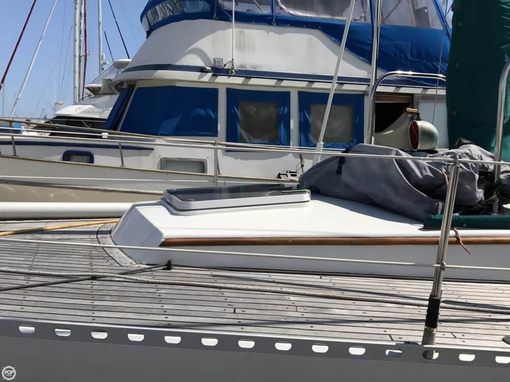 1984 Cheoy Lee boat for sale, model of the boat is 41 & Image # 40 of 40