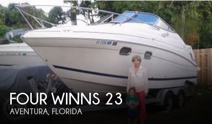 Used Four Winns 23 Boats For Sale by owner | 2005 Four Winns 23