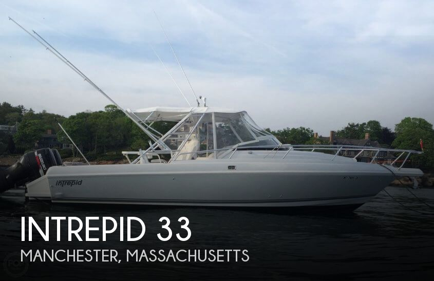 Used Boats For Sale by owner | 1996 Intrepid 33