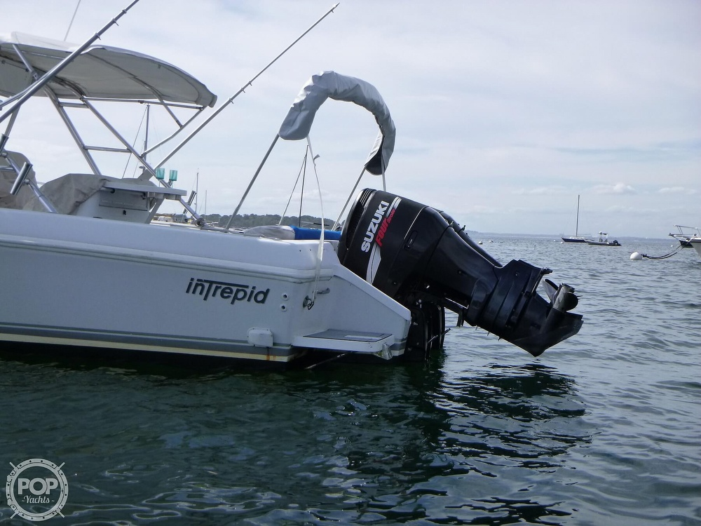 1996 Intrepid boat for sale, model of the boat is WA 339 & Image # 9 of 40