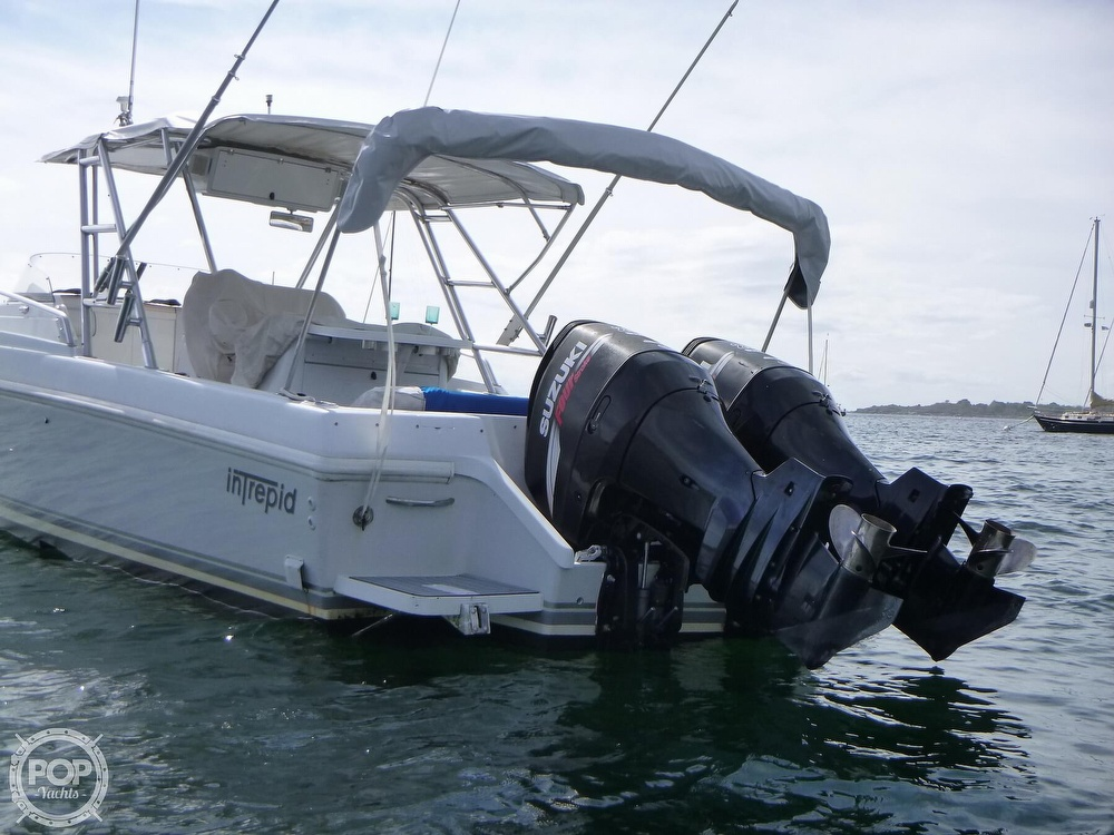 1996 Intrepid boat for sale, model of the boat is WA 339 & Image # 10 of 40