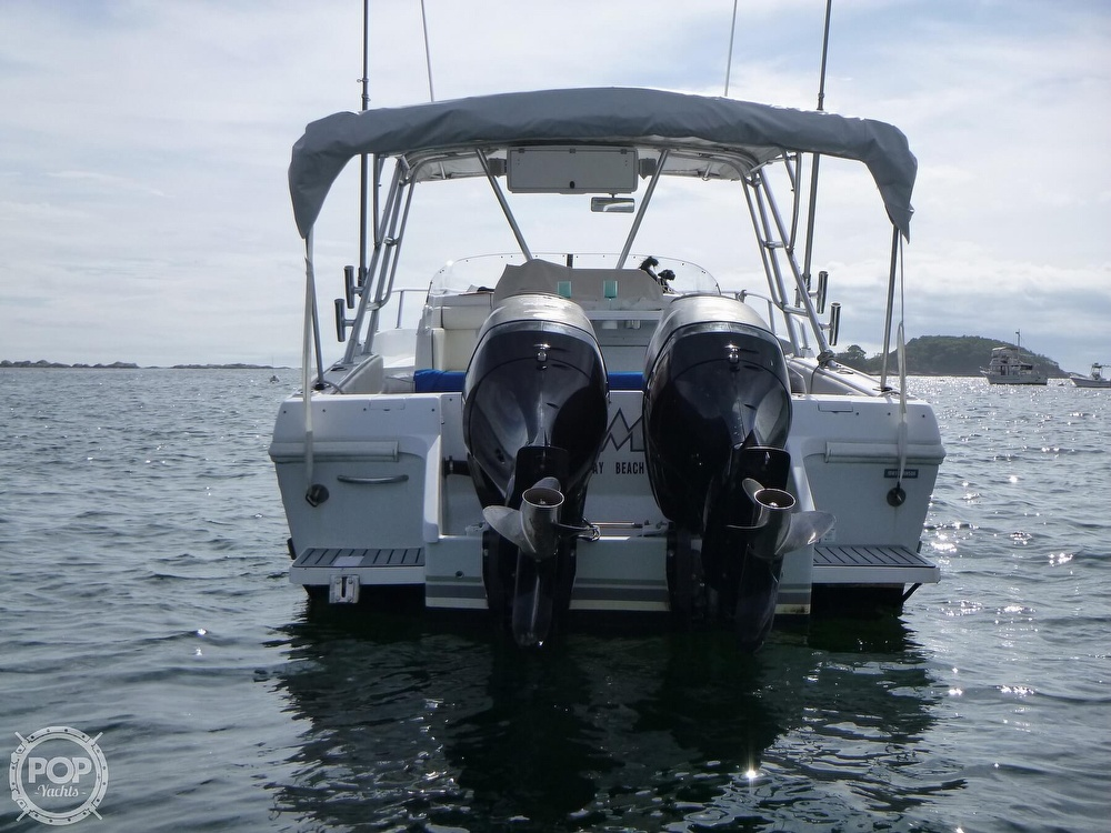 1996 Intrepid boat for sale, model of the boat is WA 339 & Image # 11 of 40