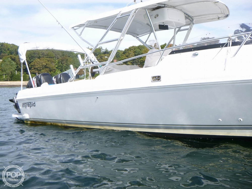 1996 Intrepid boat for sale, model of the boat is WA 339 & Image # 14 of 40