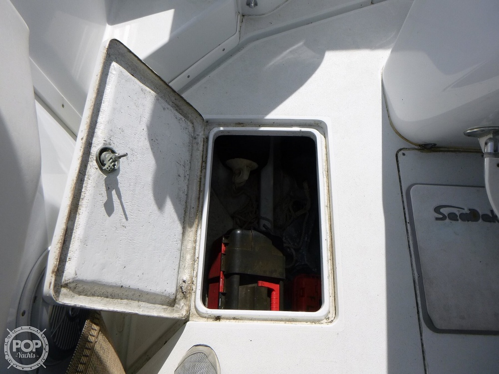 1996 Intrepid boat for sale, model of the boat is WA 339 & Image # 28 of 40