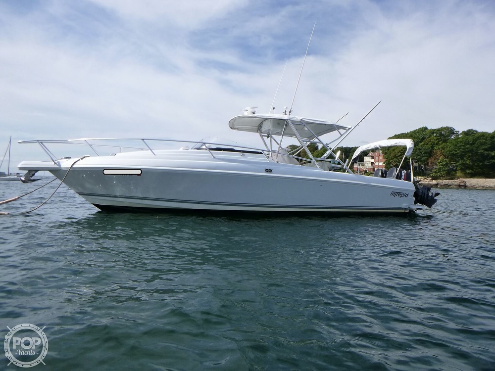 1996 Intrepid boat for sale, model of the boat is WA 339 & Image # 2 of 40