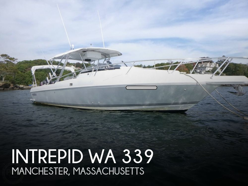 1996 Intrepid boat for sale, model of the boat is WA 339 & Image # 1 of 40