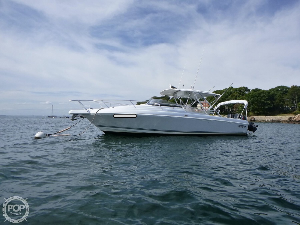 1996 Intrepid boat for sale, model of the boat is WA 339 & Image # 6 of 40
