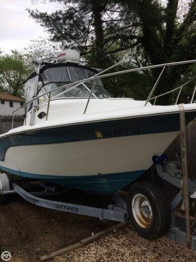 Sea Fox 21, 21', for sale - $19,000