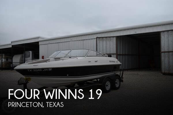 Used Four Winns Boats For Sale in Texas by owner | 2003 Four Winns 19