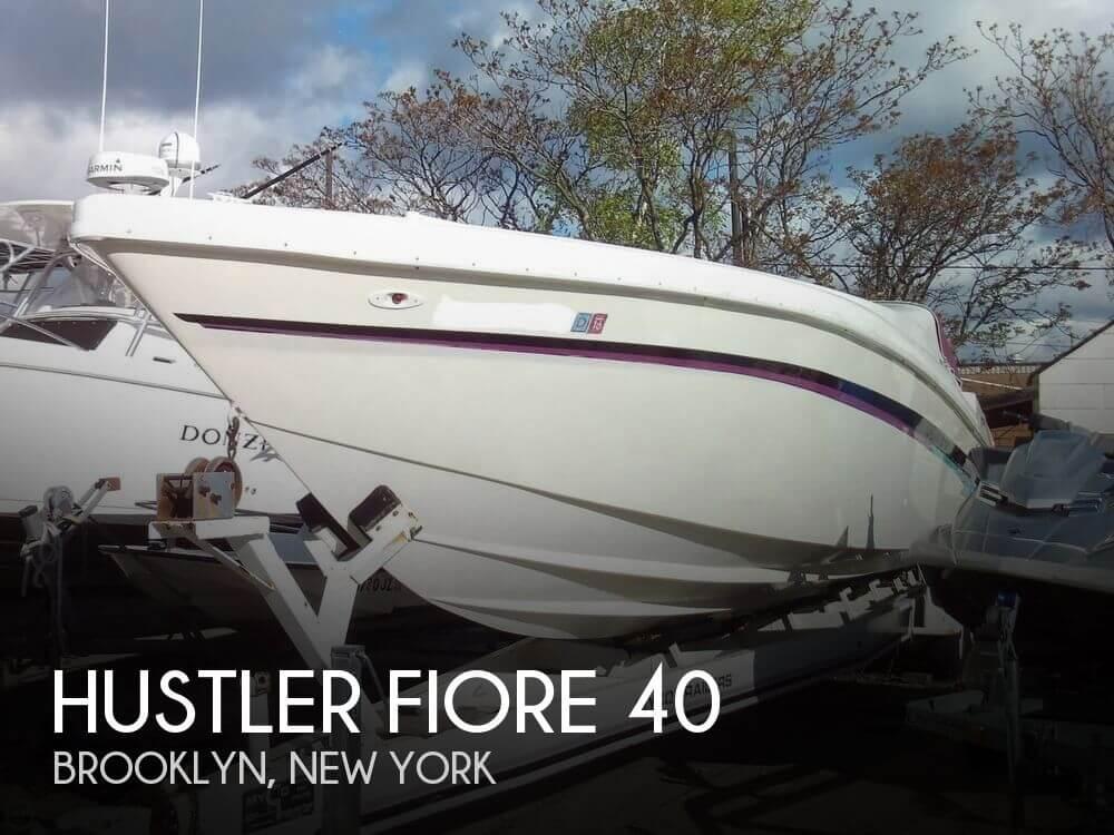 1992 HUSTLER FIORE 40 for sale