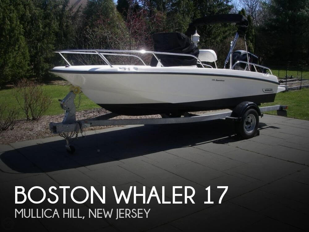 Used Boston Whaler 17 Boats For Sale by owner | 2013 Boston Whaler 17