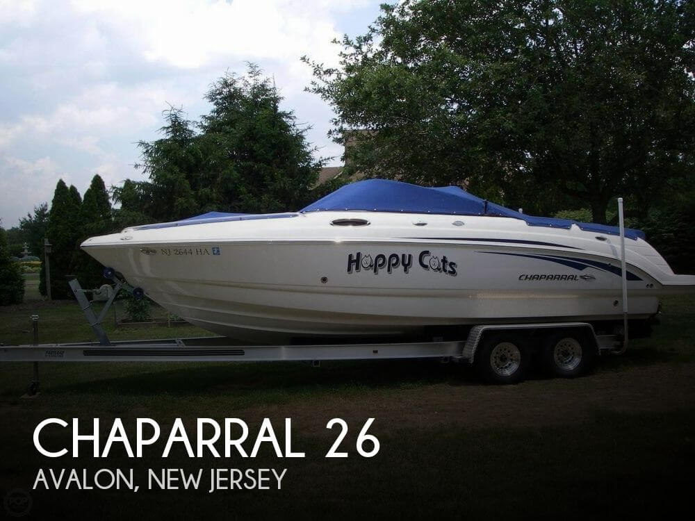 Used Chaparral 26 Boats For Sale by owner | 2007 Chaparral 26