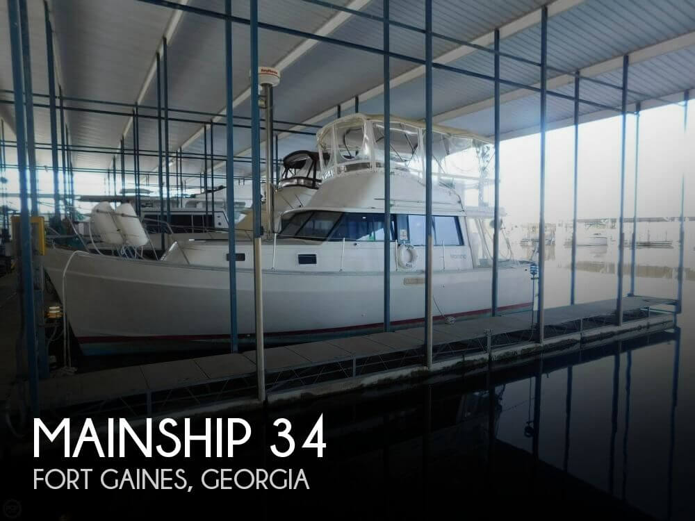 Used Mainship Motoryachts For Sale by owner | 1979 Mainship 34