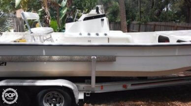 Carolina Skiff 21, 21', for sale - $18,500
