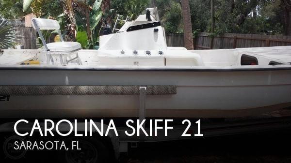 Used Carolina Skiff 21 Boats For Sale by owner | 1994 Carolina Skiff 21