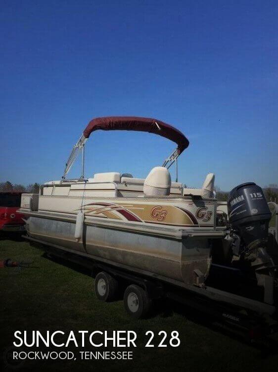 Used Suncatcher Boats For Sale by owner | 2008 SunCatcher 22