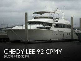 1988 Cheoy Lee 92 CPMY