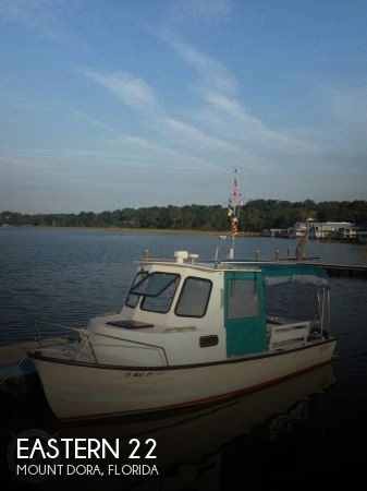 Used Eastern Boats For Sale by owner | 1998 Eastern 22